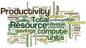 Computing Process Improvement Cost Savings Using Total Resource Productivity